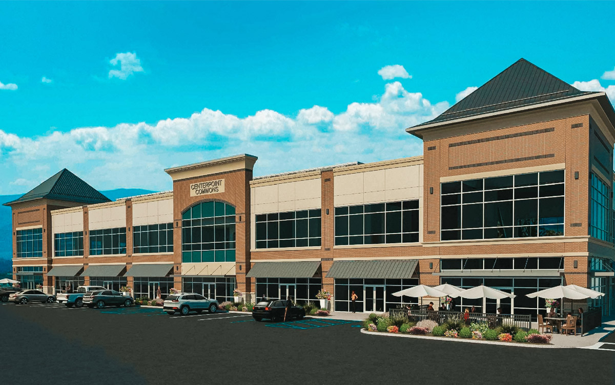 CenterPoint Commons Retail/Office Building
