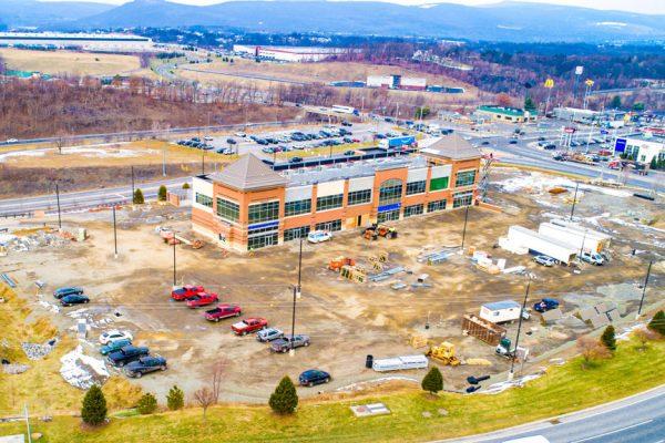 CenterPoint Commons Construction Progress