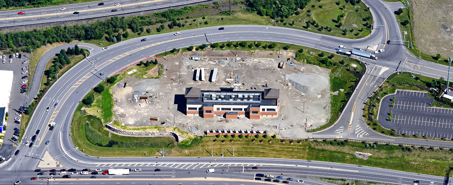 CenterPoint Commons, Pittston, PA aerial